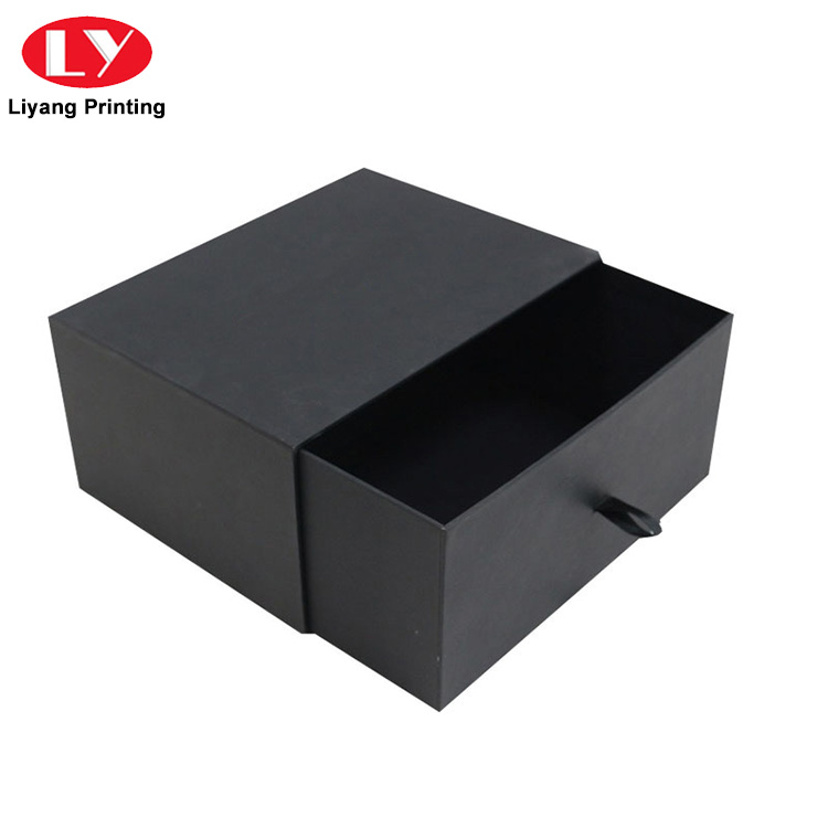 Liyang Paper Packaging foldable cardboard gift boxes with lids pvc for soap-5