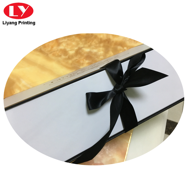 double clothing packaging box custom logo for christmas Liyang Paper Packaging-4