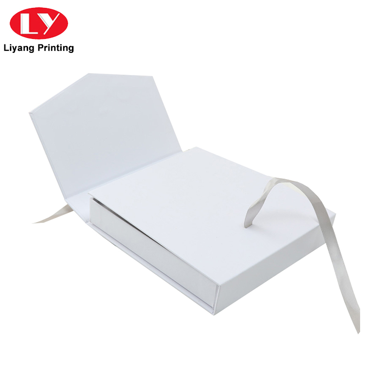recycled jewelry paper box at discount for small bracelet Liyang Paper Packaging-4