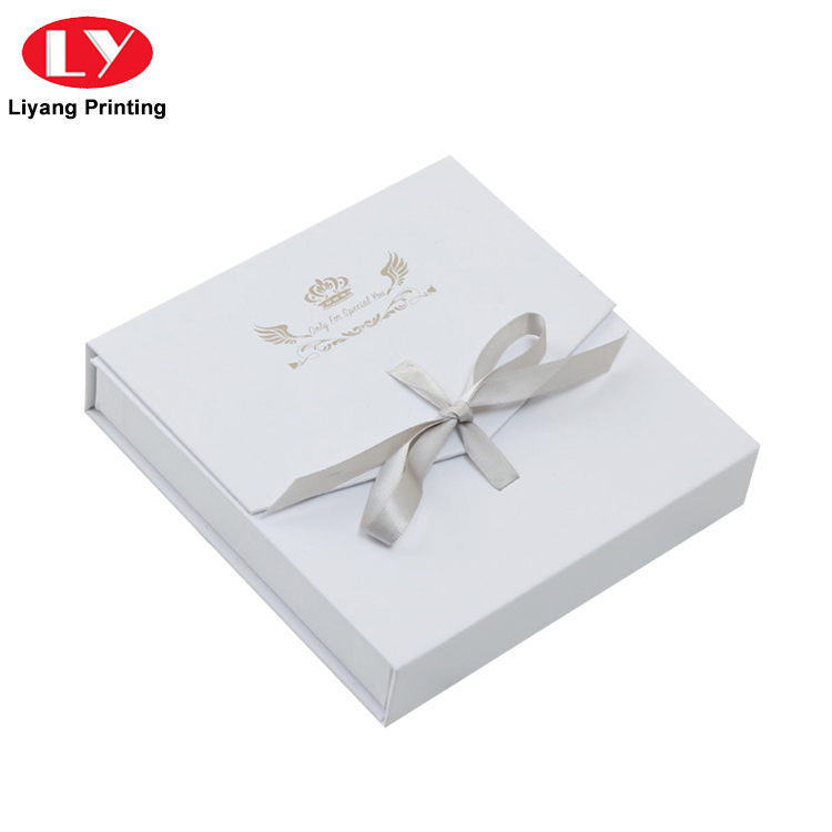 recycled jewelry paper box at discount for small bracelet Liyang Paper Packaging-5