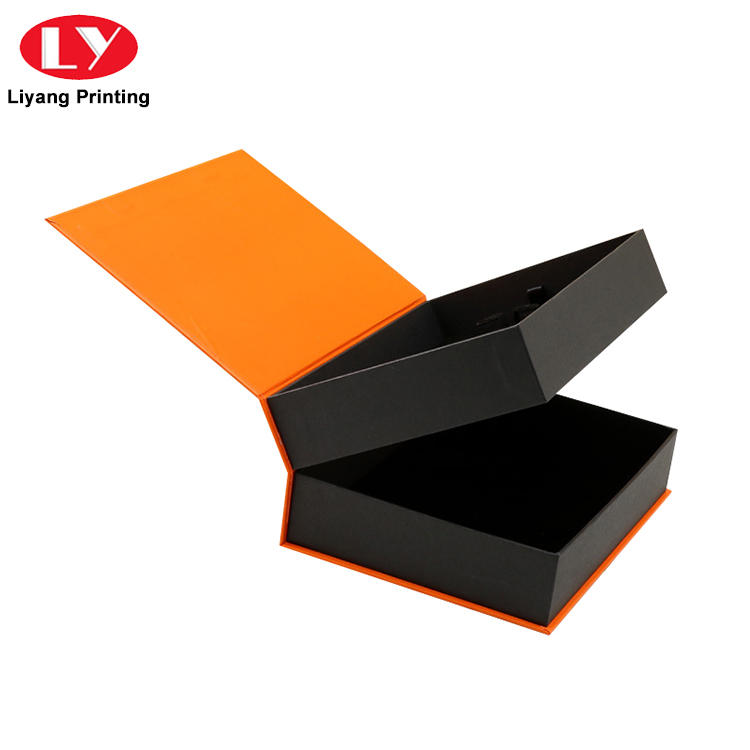 Liyang Paper Packaging corrugated luxury gift box packaging box for bakery