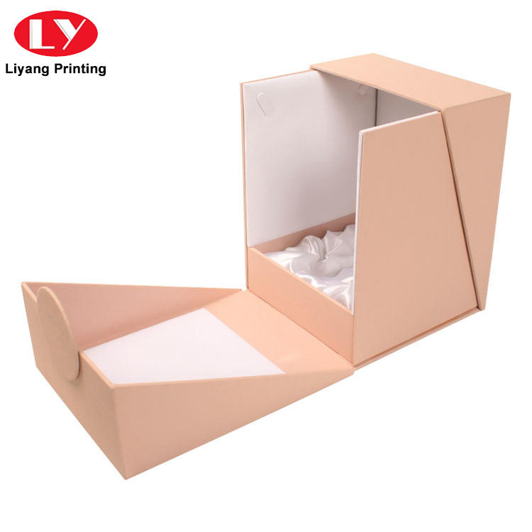 Creative Design Custom Cardboard Paper Perfume Display Packaging Box