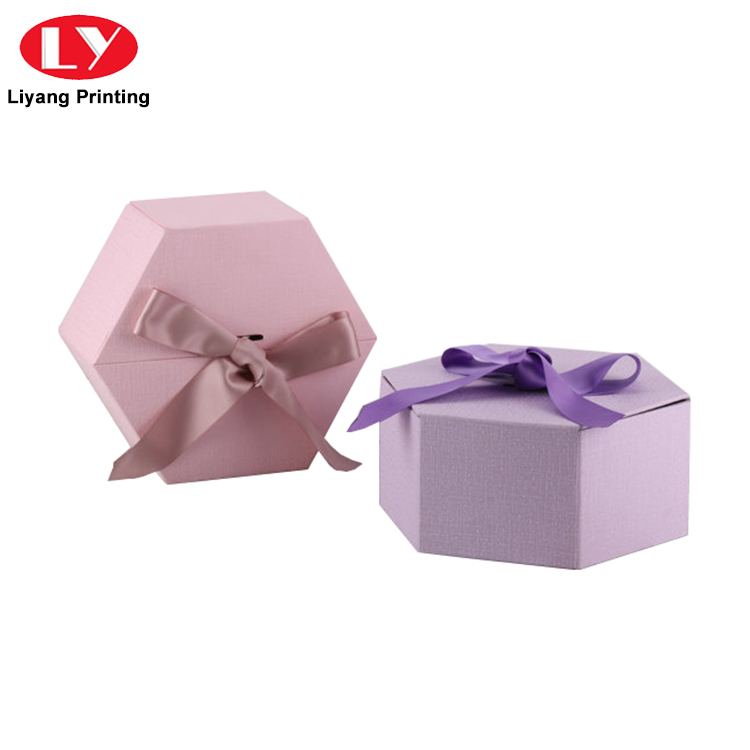 square flower box pink for florist Liyang Paper Packaging-4