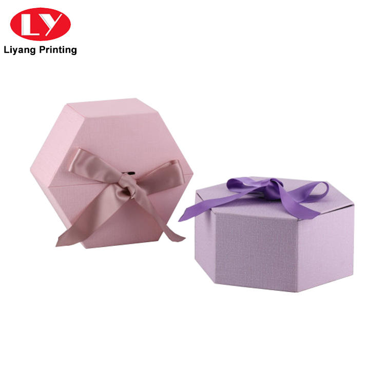 free sample paper flower box pink distinctive designs for delivery