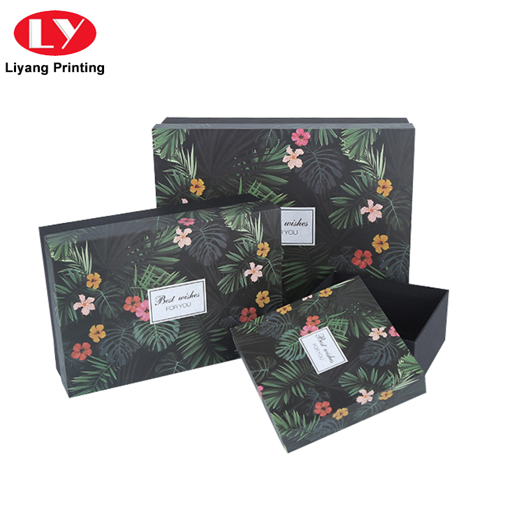 Liyang Paper Packaging packaging paper gift box bulk production for christmas-5