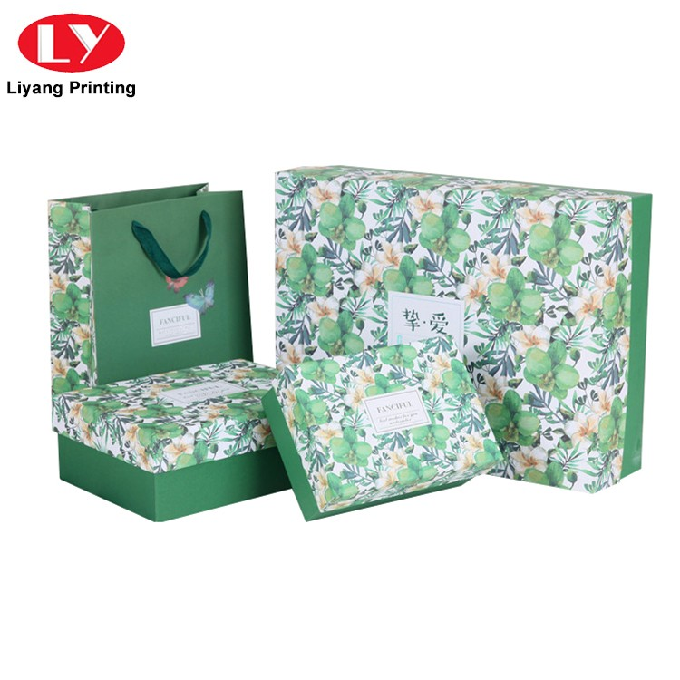 sales cosmetic box packaging high quality for makeup Liyang Paper Packaging-5