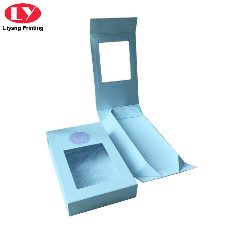 Liyang Paper Packaging shipping gift box with lid popular for soap
