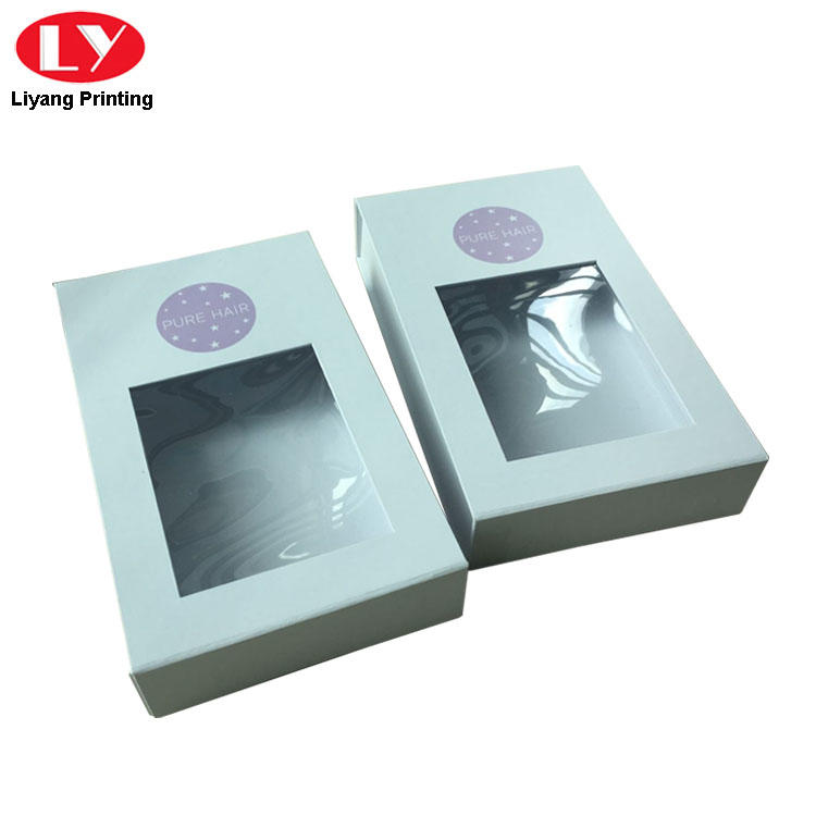 gift box supplier paper for christmas Liyang Paper Packaging