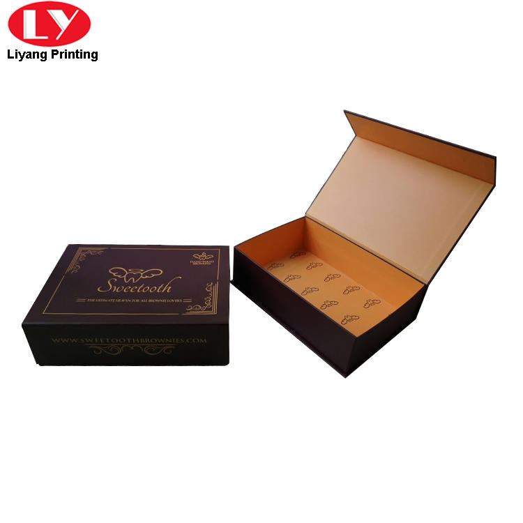 Liyang Paper Packaging rigid cardboard gift boxes for marble