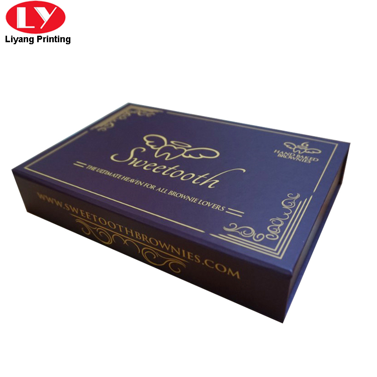 Liyang Paper Packaging rigid cardboard gift boxes for marble-5