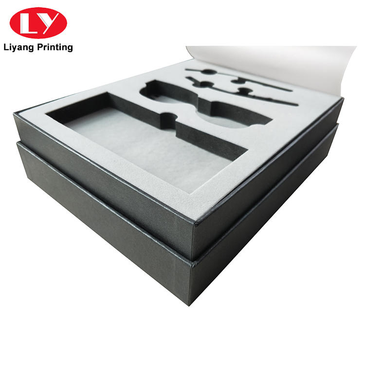 Liyang Paper Packaging luxury decorative cardboard boxes for gifts fashion design for soap