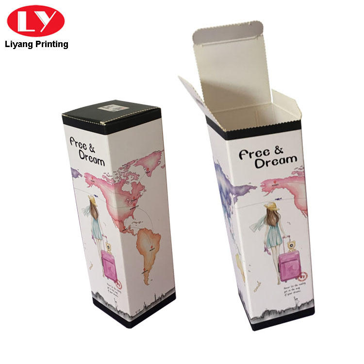 Liyang Paper Packaging durable cardboard gift boxes for food