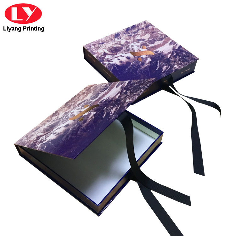 handle clothing paper box baby for gift Liyang Paper Packaging-5