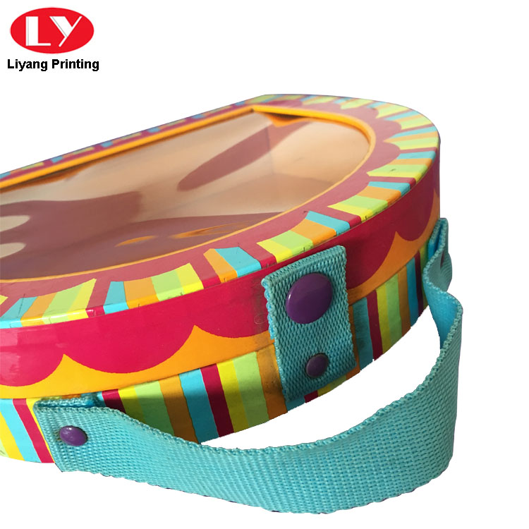 Liyang Paper Packaging shaped shape box for chocolate-4