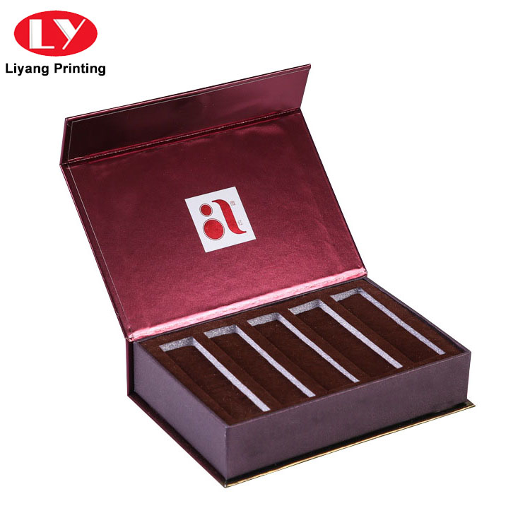 hair cosmetic paper box high quality for brush Liyang Paper Packaging-5
