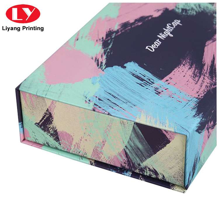 Liyang Paper Packaging pink cardboard cosmetic box factory price for makeup-4