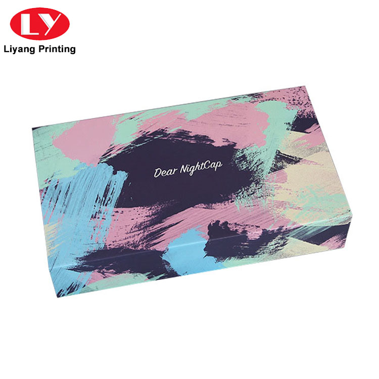 Liyang Paper Packaging pink cardboard cosmetic box factory price for makeup-6