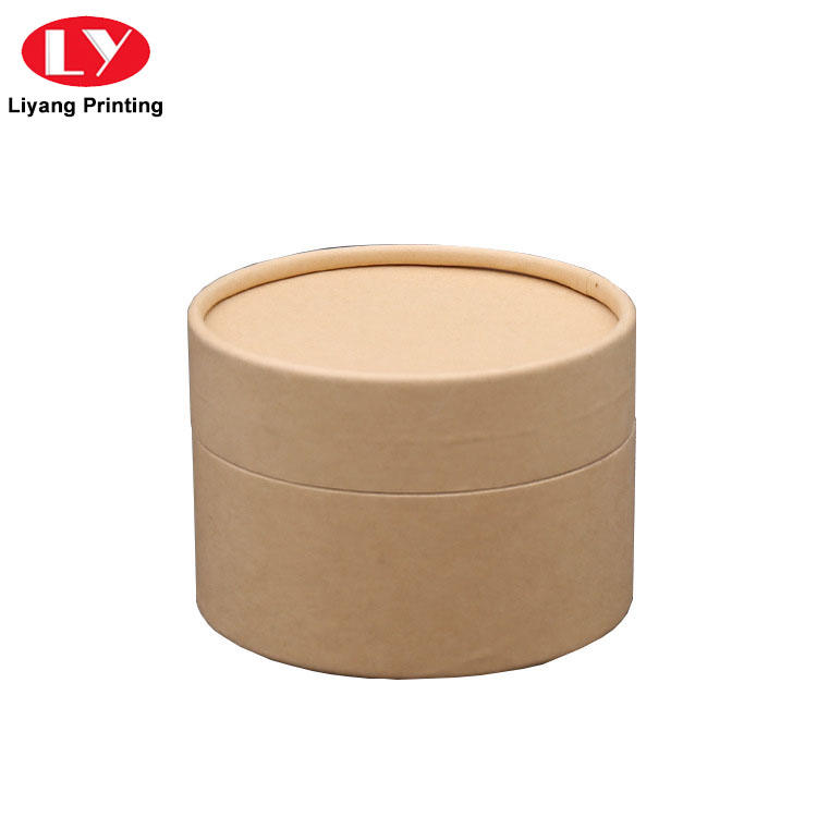 custom design round paper box OEM for christmas Liyang Paper Packaging