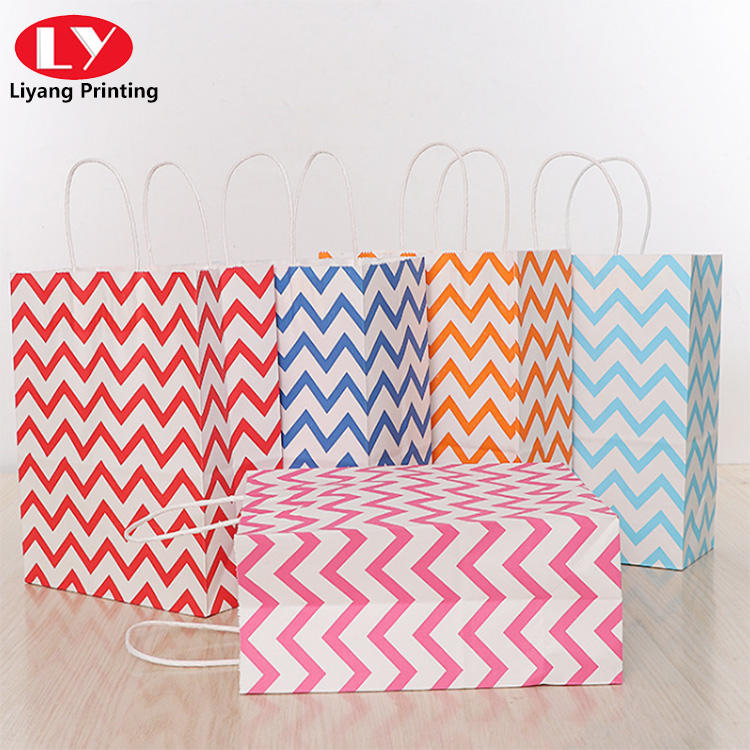 Luxury Matte Paper Shopping Packaging Bag with Handle