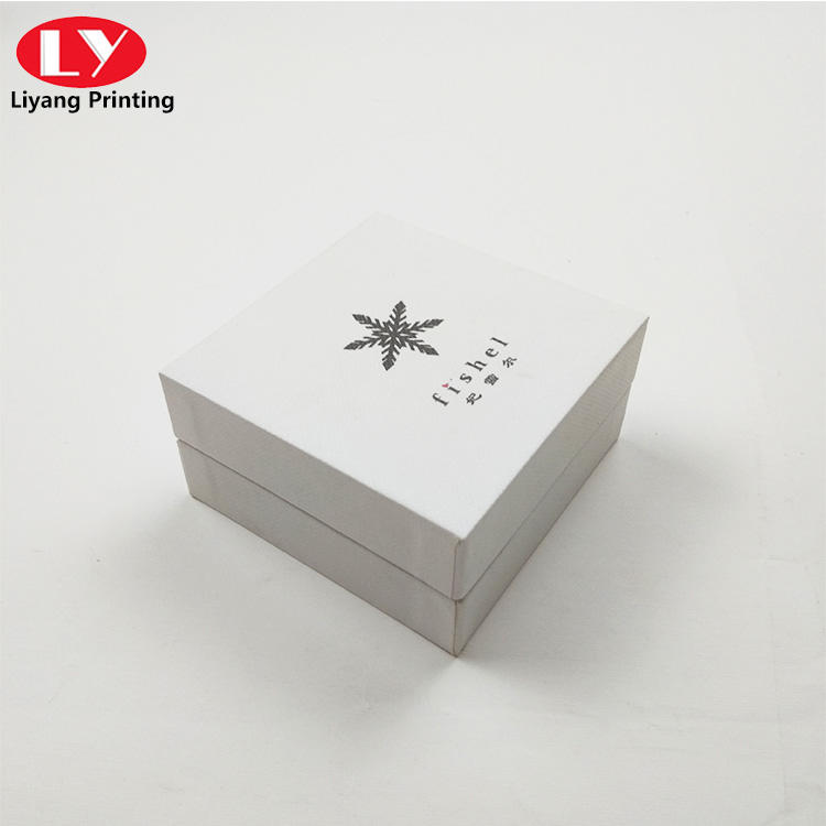 New handmade gift paper box for necklace packaging