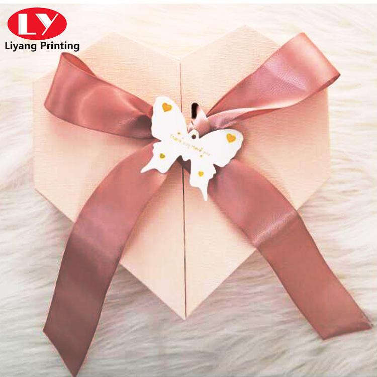 Rose Box Preserved Flower Gold Black Gift Custom