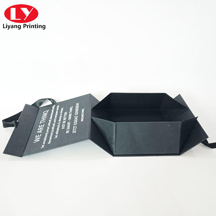 New product custom foldable cardboard food paper box