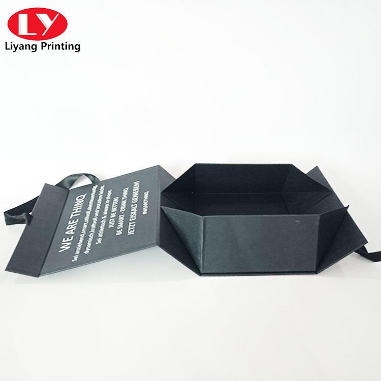 New product custom foldable cardboard food paper box