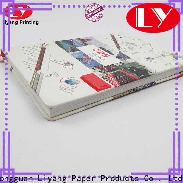 Liyang Paper Packaging paper notebook bulk supply bespoke service