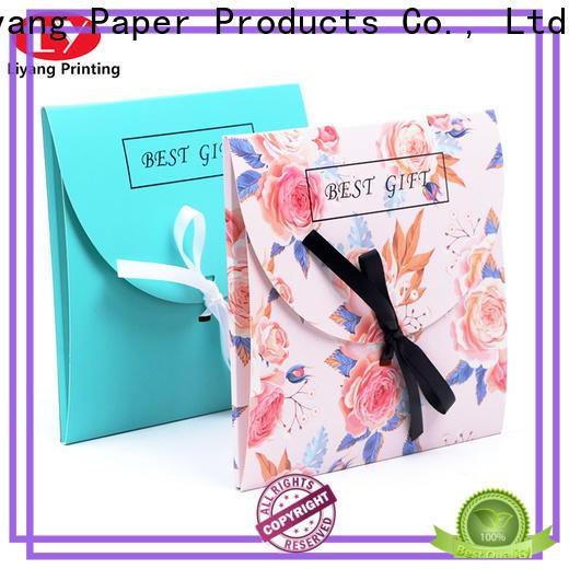 Liyang Paper Packaging printable envelopes factory supply bespoke service