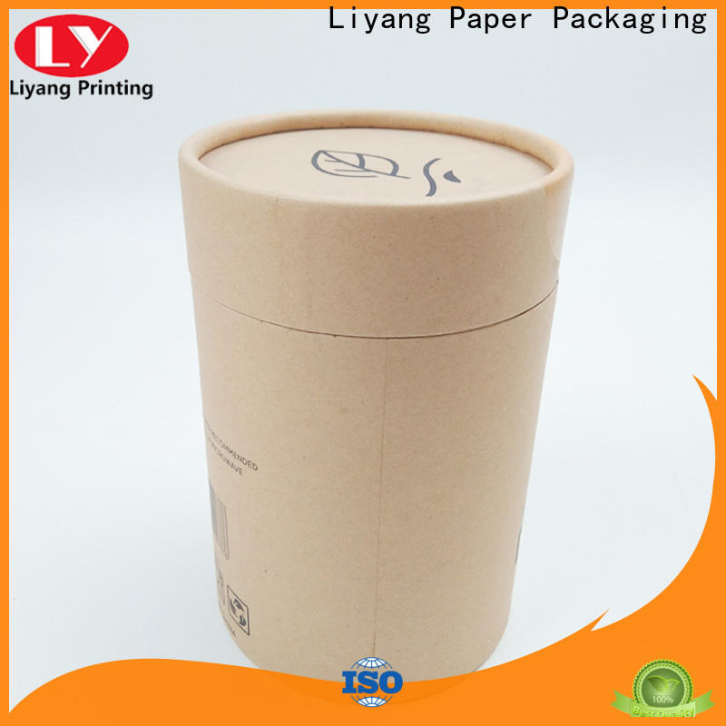 Liyang Paper Packaging top-selling small round box quality assured for packaging