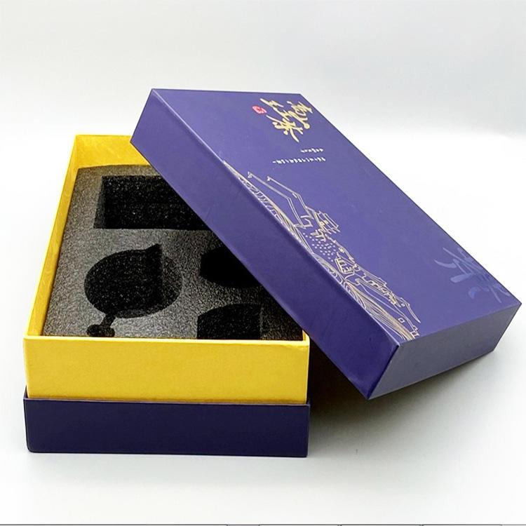 wholesale tea cup set bottle packaging gift boxes