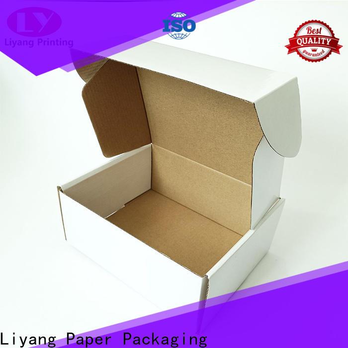 Liyang Paper Packaging top-selling corrugated box oem & odm