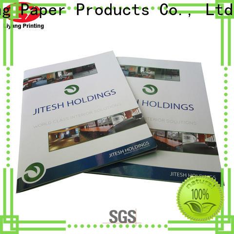 Liyang Paper Packaging durable catalog printing wholesale sticker label