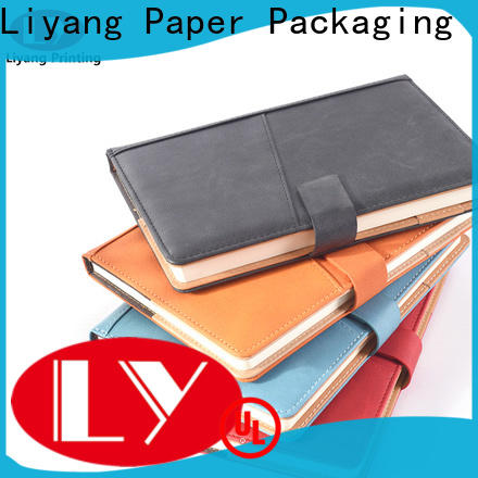 Liyang Paper Packaging paper notebook factory price bespoke service