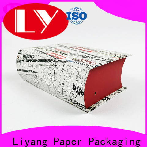 Liyang Paper Packaging durable custom shaped boxes free sample for chocolate