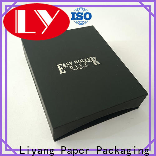 Liyang Paper Packaging high grade special gift box free sample for christmas