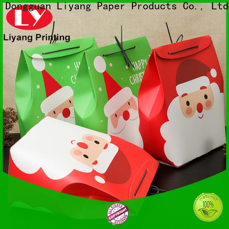 Liyang Paper Packaging hot-sale cardboard food packaging free sample for gift