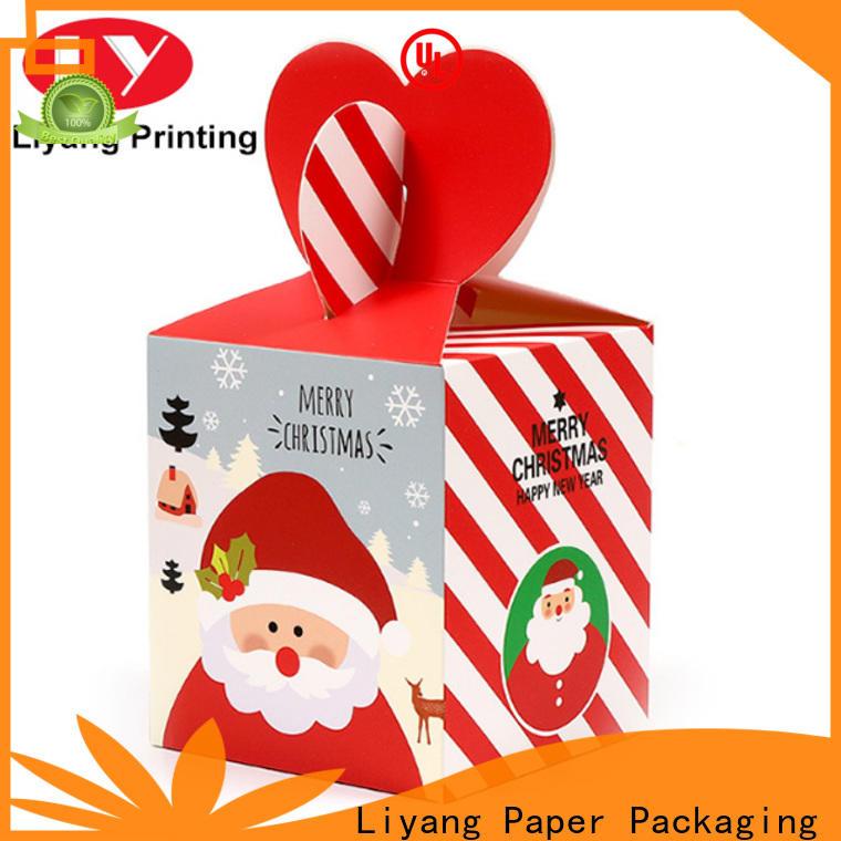 Liyang Paper Packaging food packaging boxes wholesale free sample for chocolate