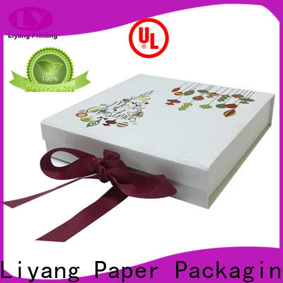 Liyang Paper Packaging latest clothing gift boxes oem & odm best offer