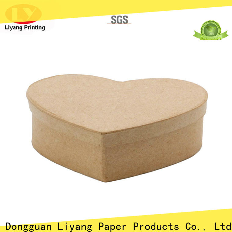 Liyang Paper Packaging custom shaped boxes free sample for chocolate