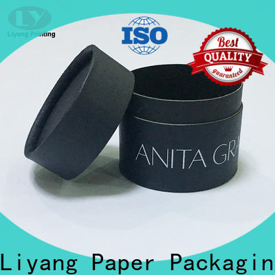 Liyang Paper Packaging round cardboard boxes all sizes for christmas