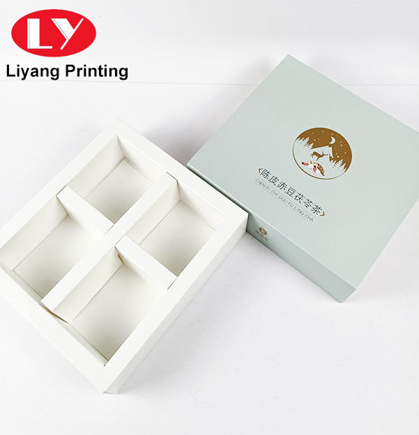 Slide Box Custom Food Grade Gift Chocolate packaging Box