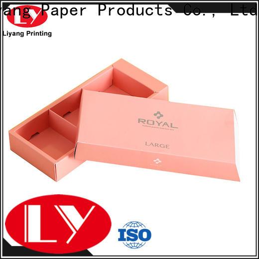Liyang Paper Packaging hot-sale bakery packaging free sample for gift