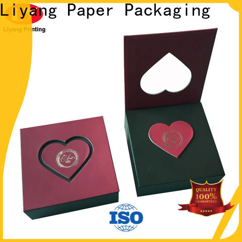 Liyang Paper Packaging high-quality custom food boxes free sample for food