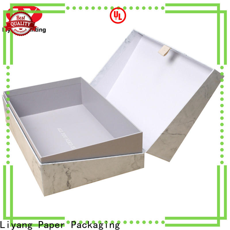 durable cosmetic paper box wholesale for brush