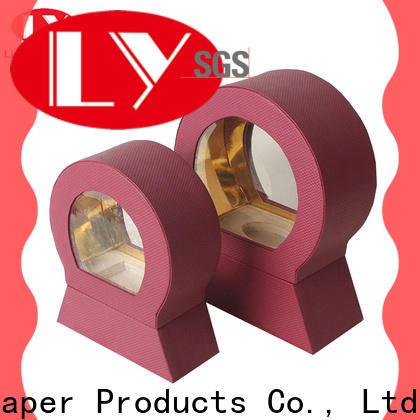 Liyang Paper Packaging factory direct supply cardboard cosmetic box bulk production for nail polish