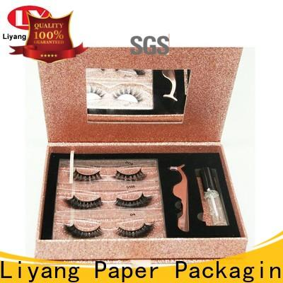 Liyang Paper Packaging best factory price makeup packaging boxes high quality for packaging