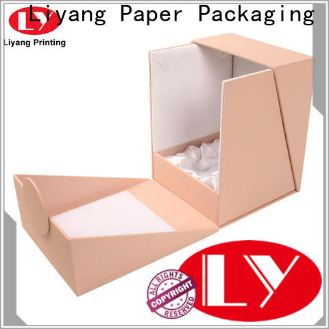 Liyang Paper Packaging factory direct supply makeup packaging boxes wholesale for makeup