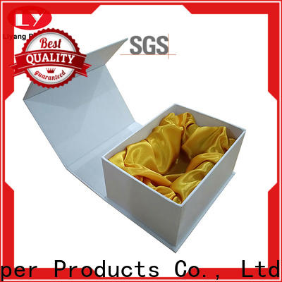 Liyang Paper Packaging special design cardboard gift boxes wholesale for present