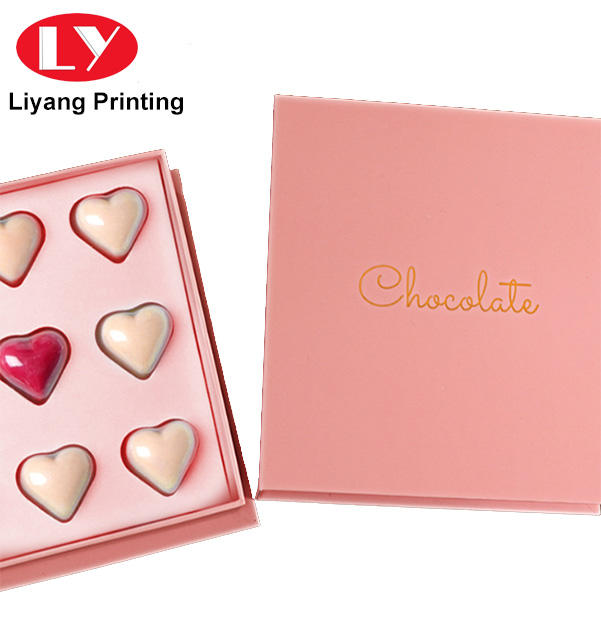 hot-sell chocolate macaron food packaging gift box